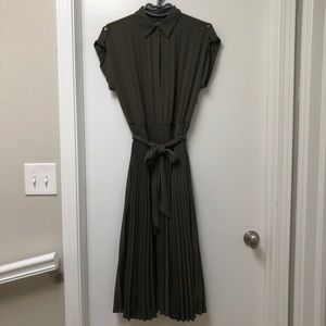 Lauren Ralph Lauren Utilitarian-Inspired Dress